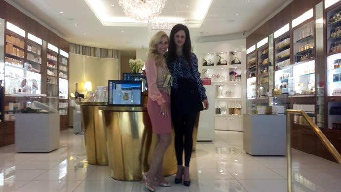 Michelle-Marie Heinemann and Tanja Dreiding Wallace