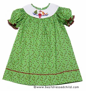 Best Dressed Child Smocked Dress