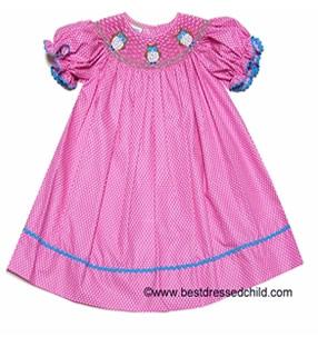 Best Dressed Child Smocked Dress