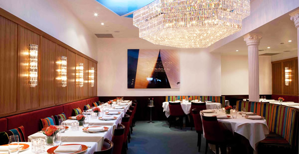 Sant Ambroeus in New York City