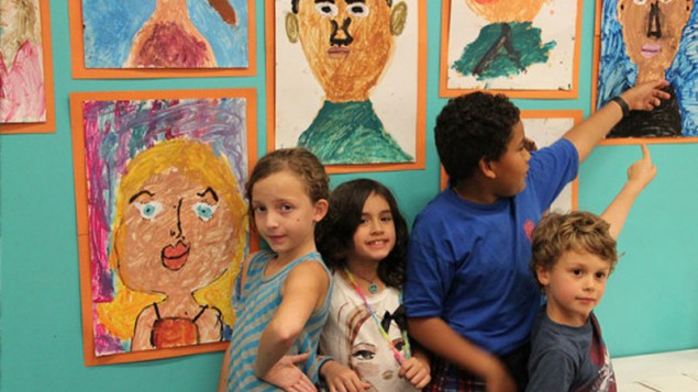 CMA's Art Colony Day Camp