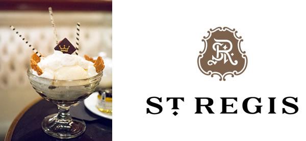 St Regis Ice Cream