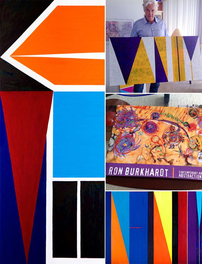 Ron Burkhardt Art