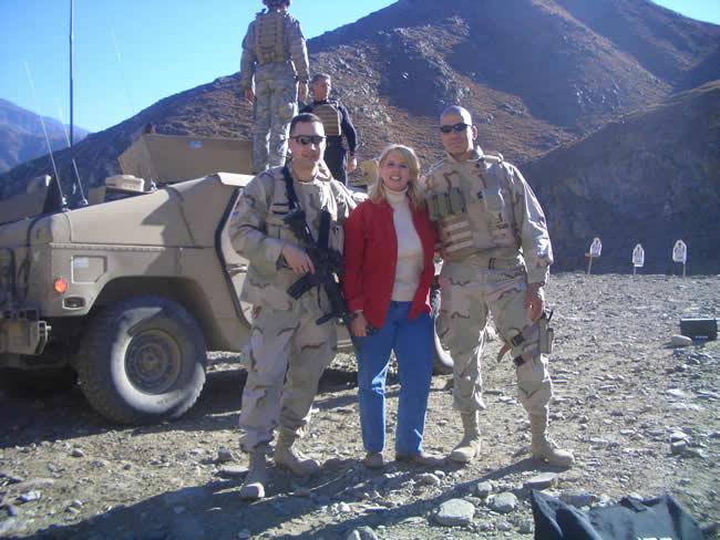 Rita-Cosby-Afghanistan-USTroops