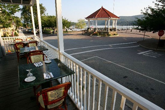 The Hudson House River Inn in Cold Spring Aug. 1, 2007. (Rory Glaeseman / The Journal News )