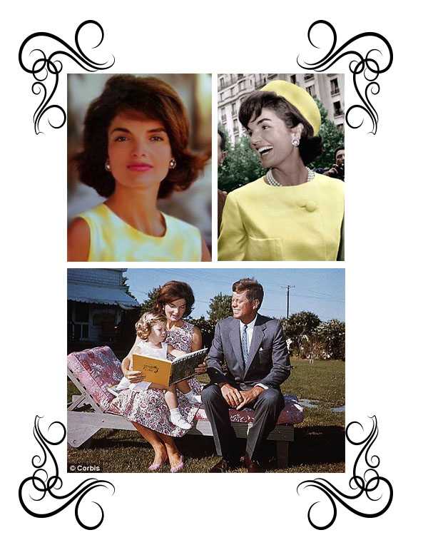 Jacqueline Kennedy Onassis photo