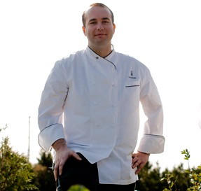 Lou Rossi, Executive Chef at Castlehill Inn