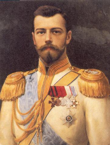 Czar Nicholas ll