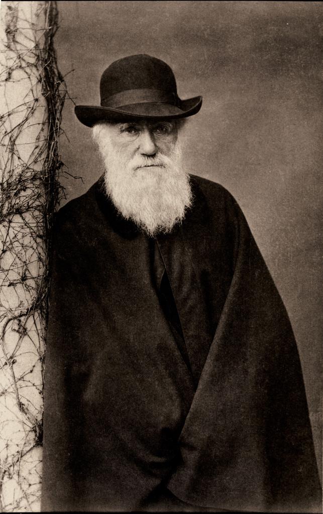 Darwin....