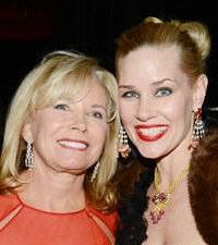 Sharon Bush and Michelle-Marie Heinemann