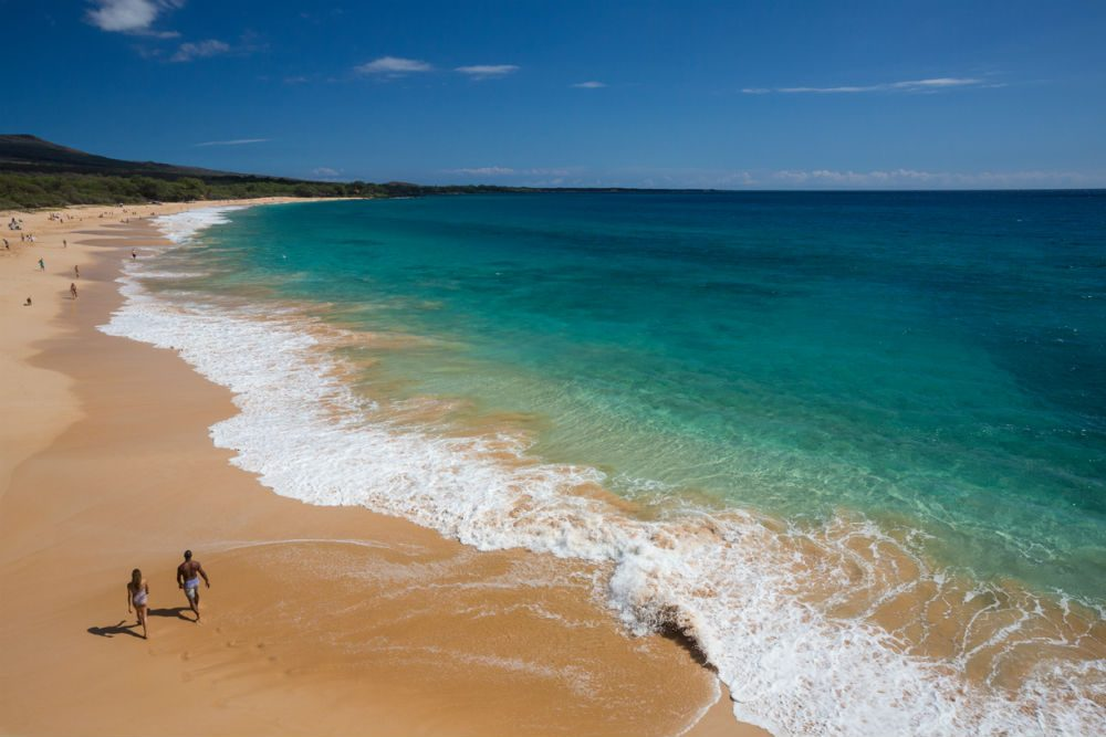 Makena, Maui. Photo: Hawaii Tourism Authority (HTA) / Tor Johnson
