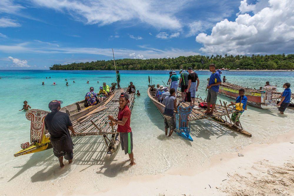 Papua New Guinea. Photo: Pixabay/freesally