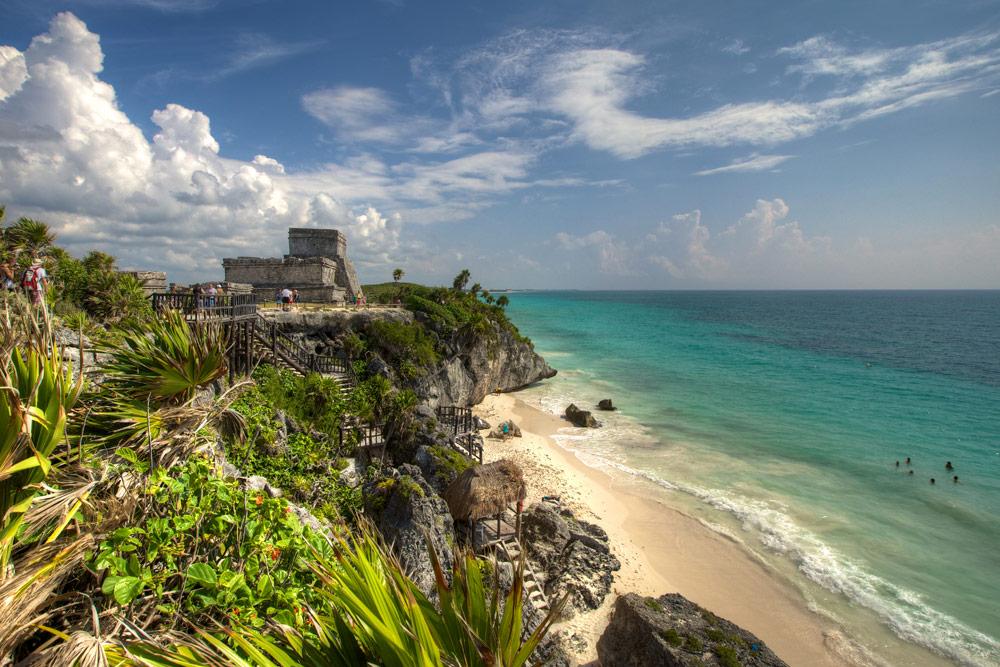 Tulum, Riviera Maya. Courtesy Journey Mexico