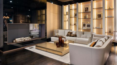 For Now, Fendi Casa And Kitchen, Bentley Home, And Heritage Collection Are  The Only Lines Included In The New York Based Showroom, But The Company  Plans To ...