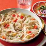 Southern Living: Old Fashioned Chicken and Dumplings
